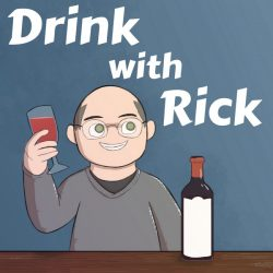 Drink With Rick Podcast Album Art