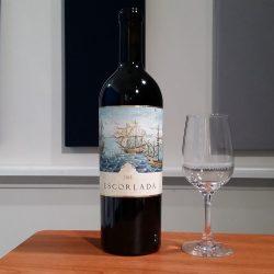 Escorlada 2018 red wine